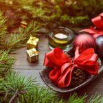 Zdjęcie prezentów świątecznych