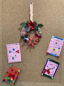 Kartki i ozdoby świąteczne